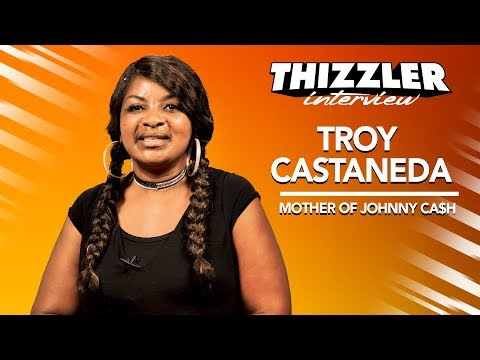 Troy Castaneda (Johnny Ca$h's Mother) talks about his new music, her last time seeing him & more