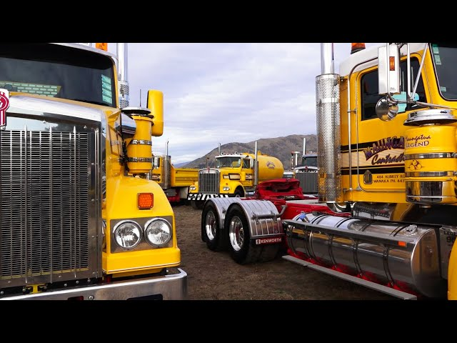 Show Highlights Pt. 2 Wheels at Wanaka 2021 Truck and Machinery Show