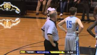 White Plains vs Lincoln High School Basketball