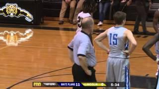White Plains vs Lincoln High School Basketball
