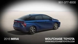 2016 Toyota Mirai   Wolfchase Toyota