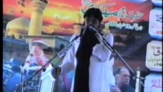 Zakir Taqi Abbas Qayamat majlis e aza 18 june 2010 chround part1