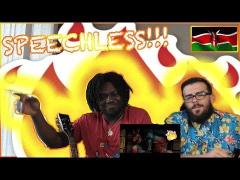 SAUTI SOL - MELANIN ft PATORANKING  Americans React To African  *KENYA*