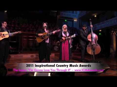 """Download The Isaacs - """"I'm Gonna Love You Through It"""" (2011 ICMA Awards)"""