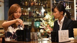 板野友美が12月14日放送のドラマ『コック警部の晩餐会』(毎週水曜 深0...