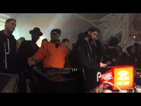 Shlohmo and Jeremih LIVE at RBMA x Wedidit x Boiler Room LA