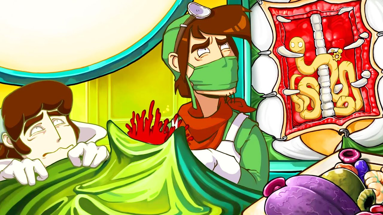 """GOODBYE DEPONIA """"I removed every organ from his body and found THAT?"""""""