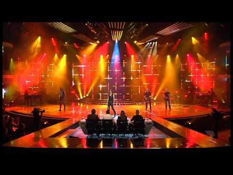 Altiyan Childs - Kings of Leon Sex on Fire - X Factor 2010 FINAL