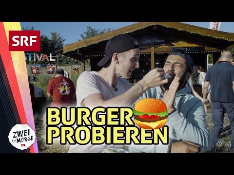 Burger Prank am Street Food Festival | Zwei am Morge