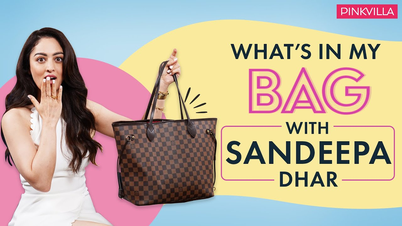 Download What's In My Bag with Sandeepa Dhar | Fashion | Beauty | Pinkvilla