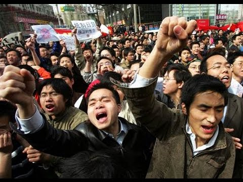 IN CHINA, YOU CAN BE TORTURED FOR GATHERING IN A PUBLIC PLACE.