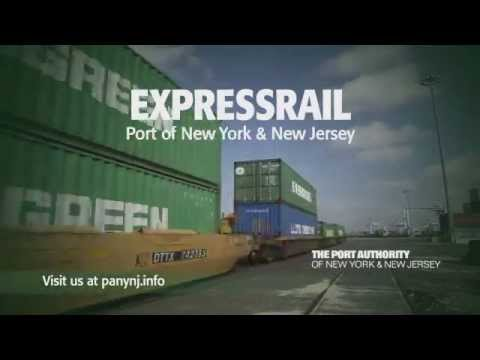 ExpressRail at Port of New York & New Jersey