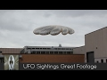 UFO Sightings Great Footage January 31st 2017
