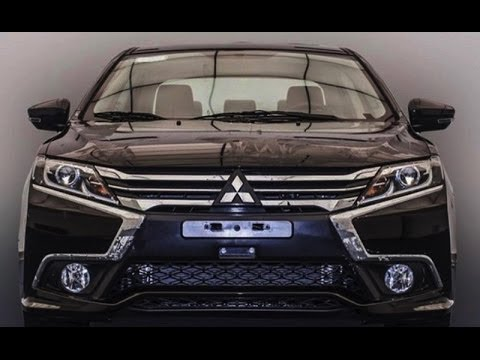 2018 Mitsubishi Grand Lancer Exterior And Interior Youtube