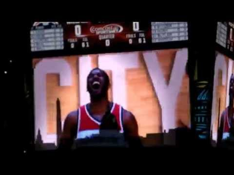 Washington Wizards - Playoffs Intro 2014