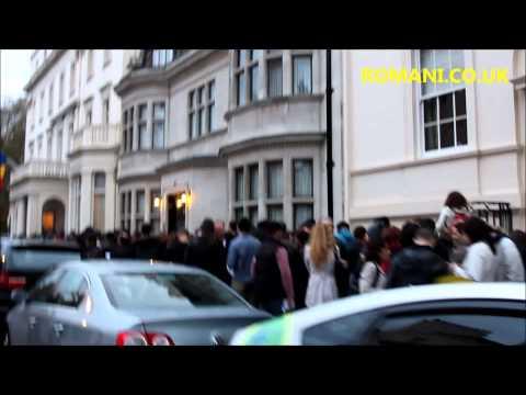 Sectia de vot 150 Londra - 1 Belgrave Square - ora 15: 45 - Romani.co.uk