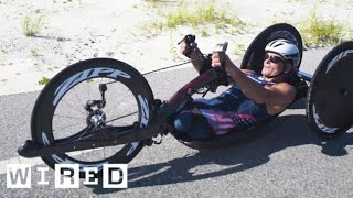 The Incredible Bike That's Rocketing a Paralympian Toward Glory