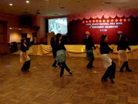 Joget Pahang- Performance