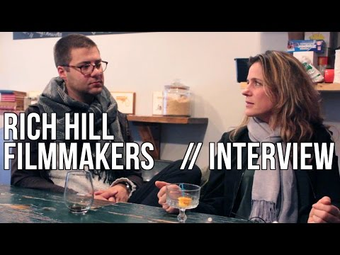 Rich Hill's Tracy Droz Tragos & Andrew Droz Palermo Interview - The Seventh Art