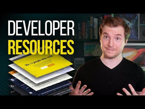 10 websites every developer should follow