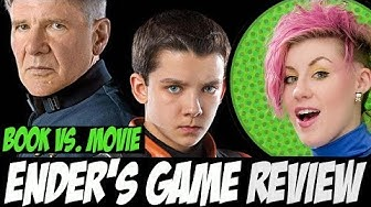 Ender's Game: Movie vs. Book + Review