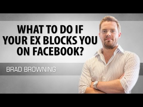 Thumbnail: What to Do If Your Ex Blocks You on Facebook?