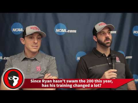 NC State Coaches - Ryan wanted that lead off position