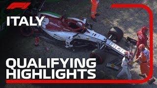 2019 Italian Grand Prix: Qualifying Highlights