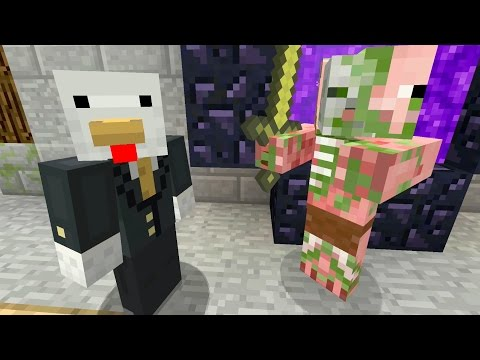 Minecraft Xbox - Sky Den - Our Guest (65)