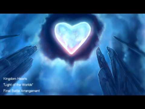Kingdom Hearts Light Of The Worlds Kh3 Final Battle Fan