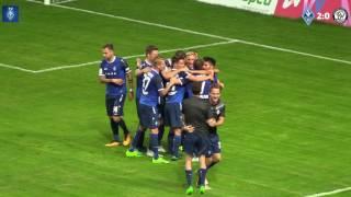 SV Waldhof Mannheim 07 vs. SV Elversberg