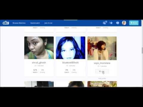 Wer besucht profil hat okcupid mein Mittels OkCupid
