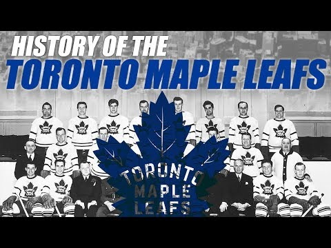 The History of the Toronto Maple Leafs