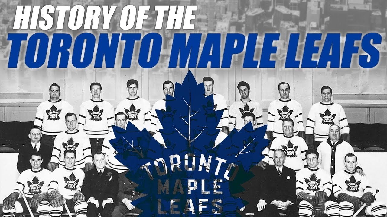 The History of the Toronto Maple Leafs - YouTube d7432821d