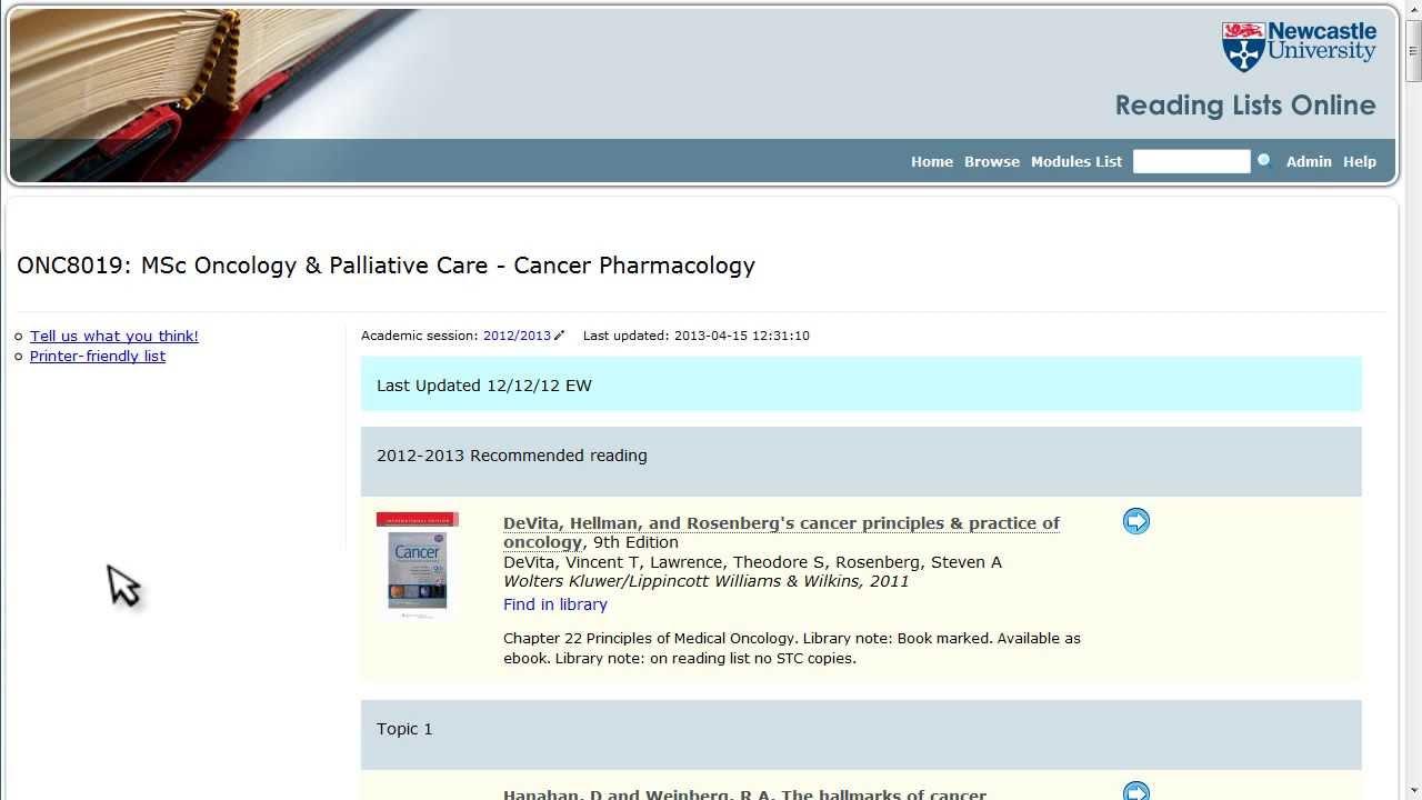 Oncology palliative care msc taster youtube oncology palliative care msc taster fandeluxe Choice Image
