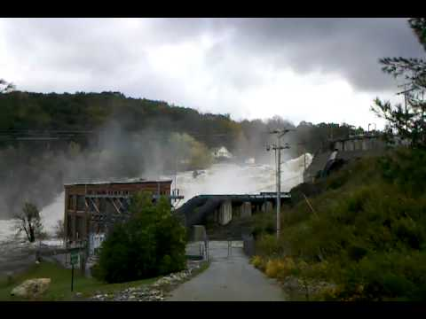 Waterfall westford/milton vt