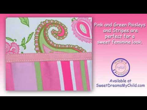 Trend Lab Paisley Park Baby Crib Bedding