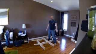Floating Bed Frame Part 1