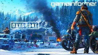 Days Gone - 52 Minutes of New Gameplay Walkthrough PS4 2018 (Game Informer Exclusive)