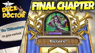 THE FINAL CHAPTER - Combo DH Deck Doctor w/ Zalae | Firebat Hearthstone | Ashes of Outland