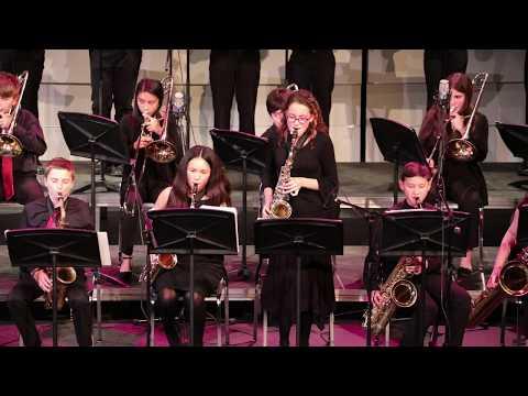 CMEA Jazz East Festival - Walnut Creek Intermediate School - WCI Jazzers