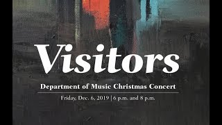Visitors-WWU Department of Music Annual Christmas Concert