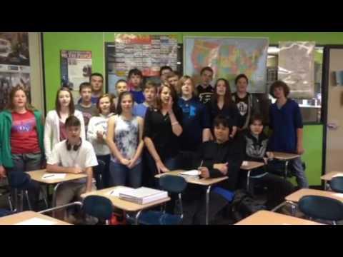 Owen Valley Middle School Part One - Happy Birthday Indiana