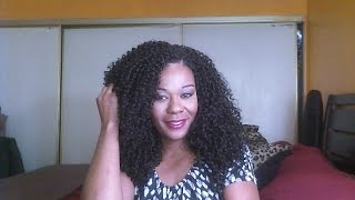 It's A Wig Baden Swiss Lace Front Wig ~ Divatress.com
