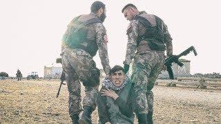 Polis Özel Harekat Sahnesi - Suriye/Rakka