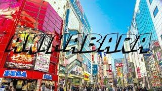 Exploring Akihabara In Tokyo Japan!