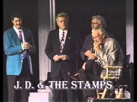 J D  Sumner & The Stamps  No one ever cared for me like Jesus  1997 GOGR