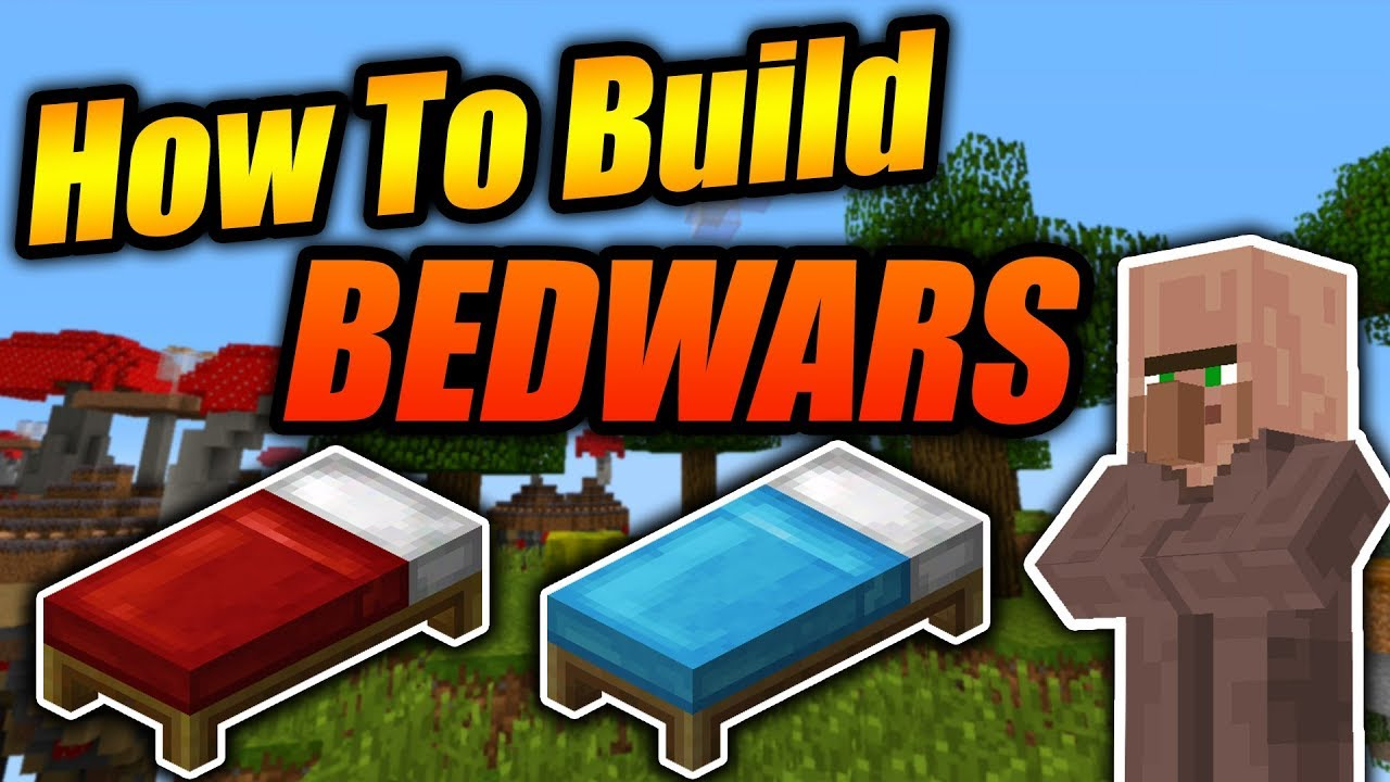 How To Build A Bed Wars Map In Minecraft Minecraft Xbox
