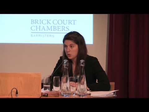 Africa: Expanding Legal Horizon, Session 5: Arbitration - Enforcement of Awards