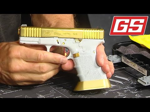 WATCH: GlockStore's Lenny Magill Shows Off Marble & Gold